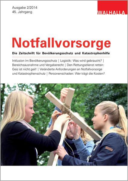 Zeitschrift Notfallvorsorge Heft 02/2014 Laden Sie Das Kostenlose PDF Herunter