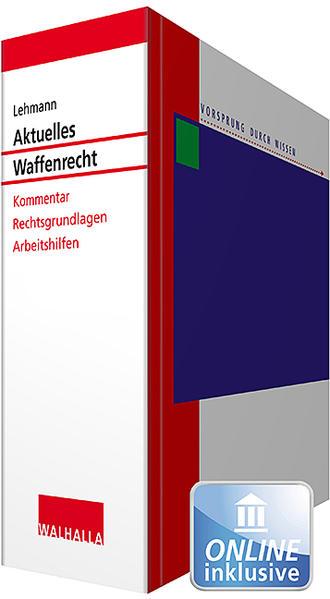 Aktuelles Waffenrecht - Coverbild
