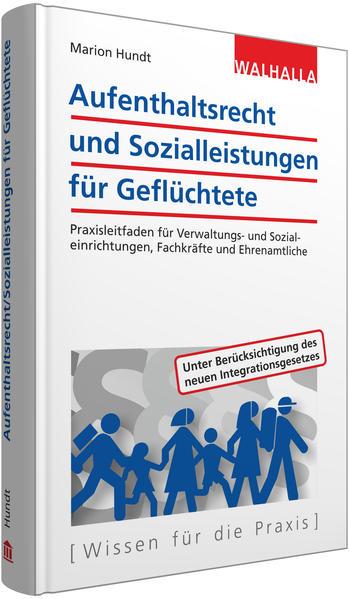Aufenthaltsrecht und Sozialleistungen für Geflüchtete - Coverbild