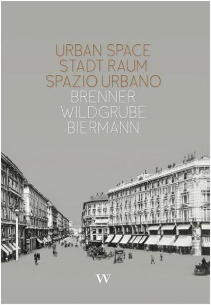 Urban Space. Stadt Raum. Spazio Urbano - Coverbild