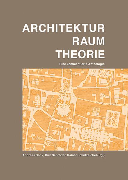 ARCHITEKTUR RAUM THEORIE - Coverbild
