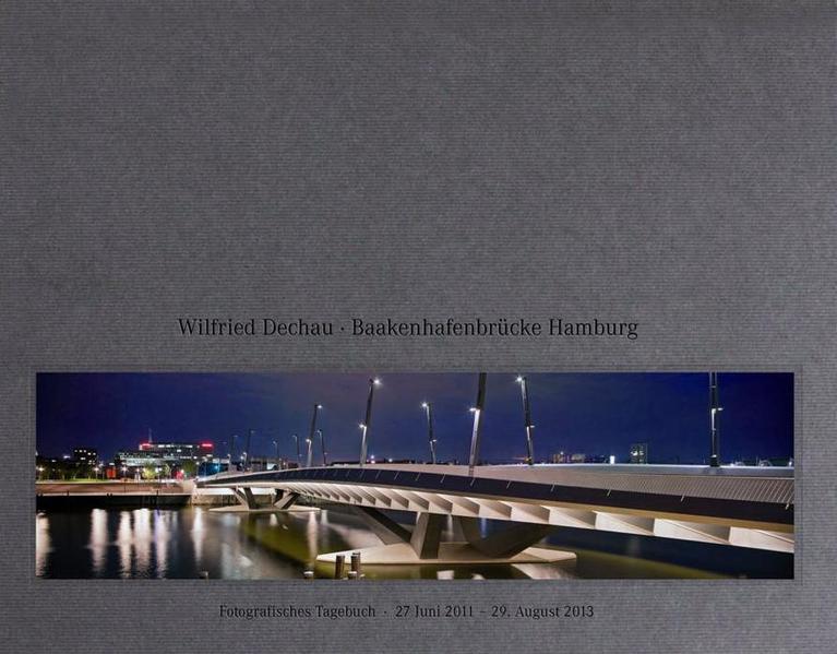 Baakenhafenbrücke, Hamburg - Coverbild