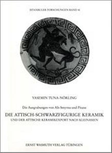 Die Ausgrabungen von Alt-Smyrna und Pitane - Coverbild