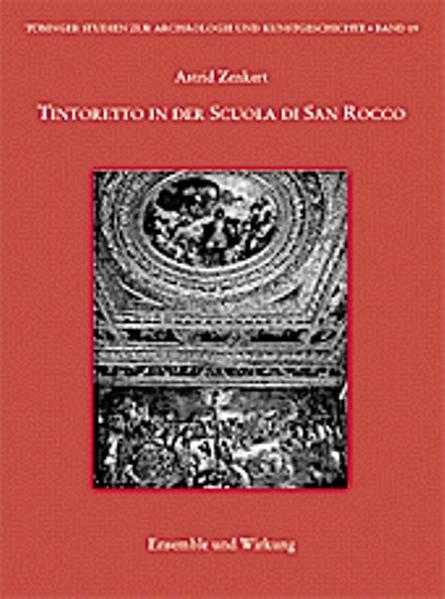 Tintoretto in der Scuola di San Rocco - Coverbild