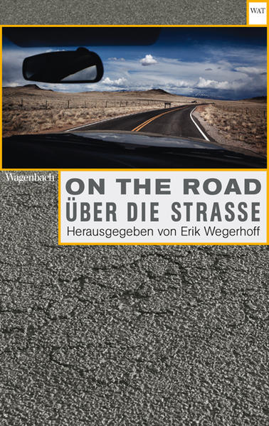 On the Road / Über die Straße.  Automobilität in Literatur, Film, Musik und Kunst - Coverbild