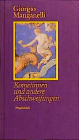 Kometinnen und andere Abschweifungen - Coverbild