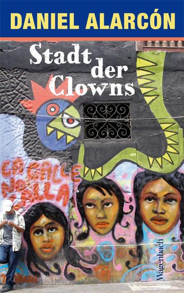 Stadt der Clowns - Coverbild