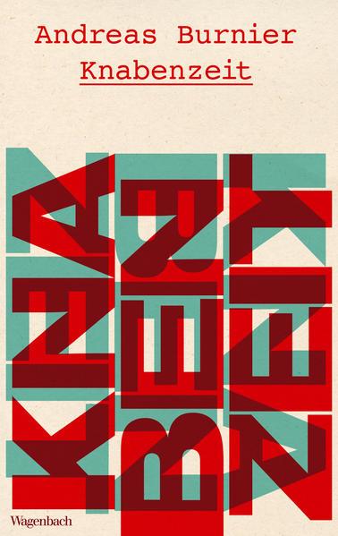 Knabenzeit - Coverbild
