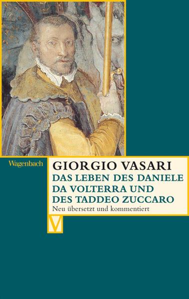 Das Leben des Daniele da Volterra und des Taddeo Zuccaro - Coverbild