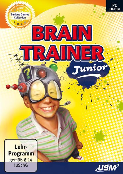 Braintrainer Junior - Coverbild