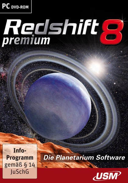 Redshift 8 Premium - Coverbild