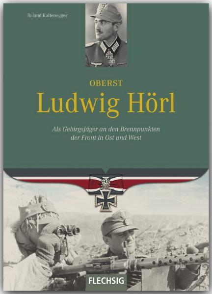 Oberst Ludwig Hörl - Coverbild