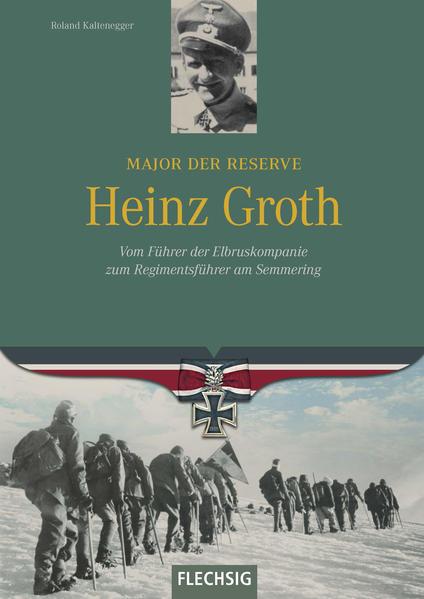 Major der Reserve Heinz Groth - Coverbild