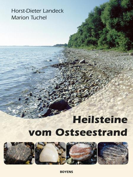 Heilsteine vom Ostseestrand - Coverbild