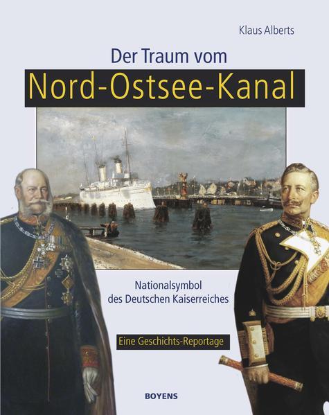 Der Traum vom Nord-Ostsee-Kanal - Coverbild