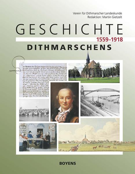 Geschichte Dithmarschens - Coverbild
