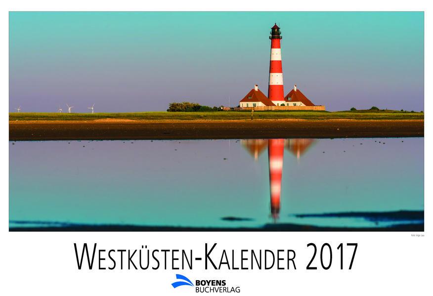 Westküsten-Kalender 2017 - Coverbild