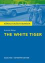 The White Tiger von Aravind Adiga.