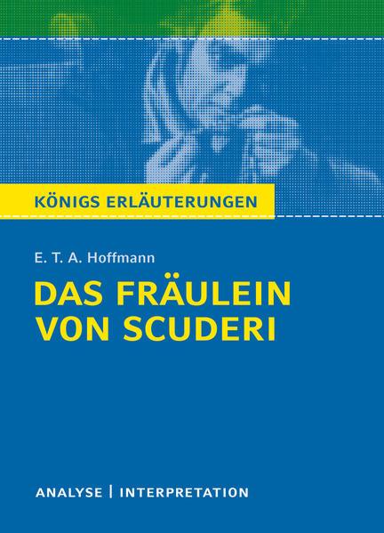 Das Fräulein von Scuderi. - Coverbild