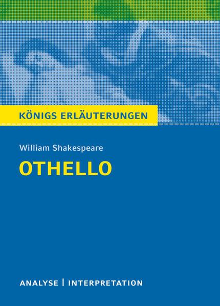 Königs Erläuterungen: Othello von William Shakespeare. - Coverbild