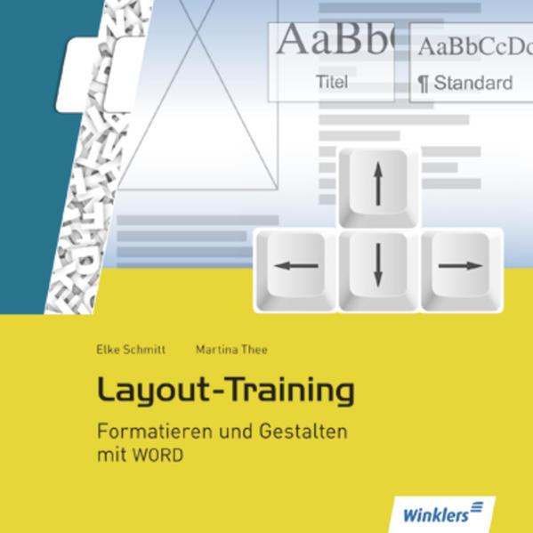 Layout-Training / Layout-Training - Coverbild
