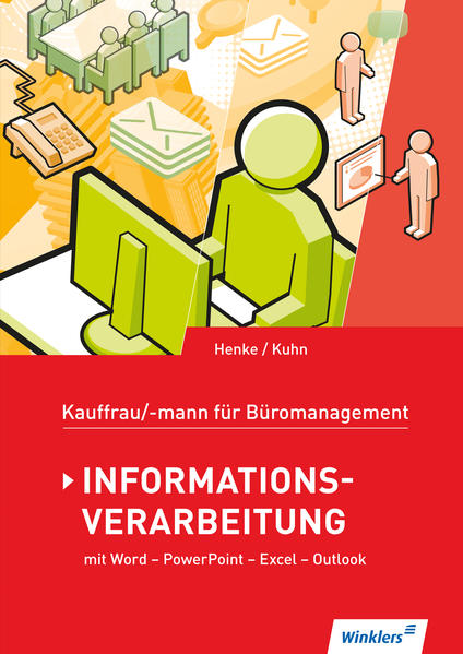 Kaufmann/Kauffrau für Büromanagement - Coverbild