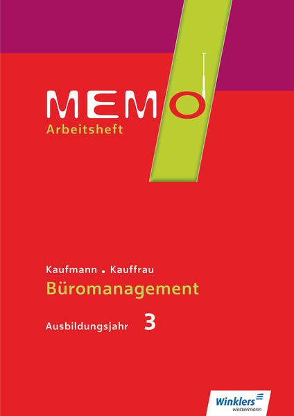 MEMO - Coverbild