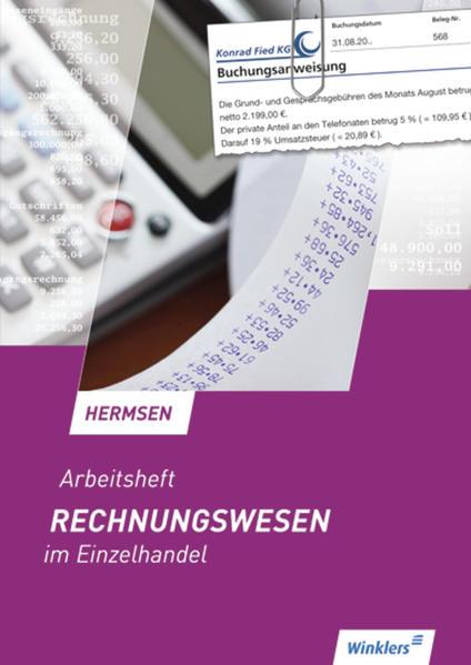 Rechnungswesen im Einzelhandel - Coverbild