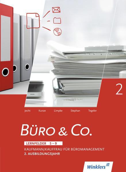 Büro & Co. nach Lernfeldern - Coverbild
