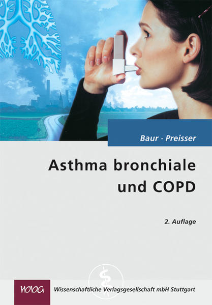 Asthma bronchiale und COPD - Coverbild