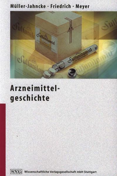 Arzneimittelgeschichte - Coverbild