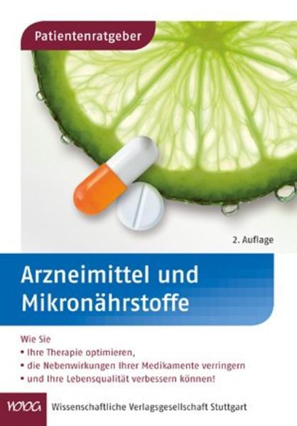Arzneimittel und Mikronährstoffe - Coverbild