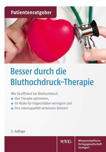 Besser durch die Bluthochdruck-Therapie  - Coverbild