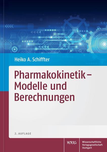 Pharmakokinetik - Modelle und Berechnungen - Coverbild