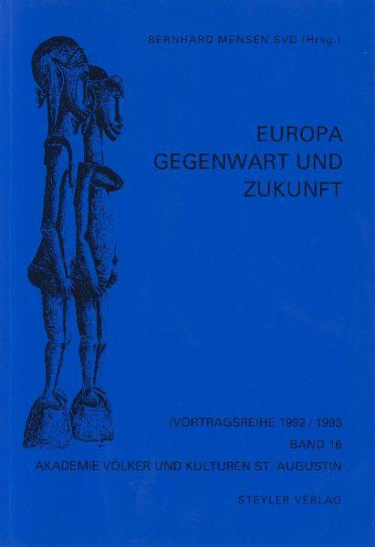 Europa: Gegenwart und Zukunft - Coverbild