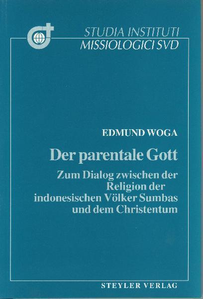Der parentale Gott - Coverbild
