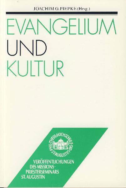 Evangelium und Kultur - Coverbild