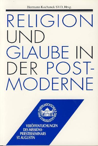 Religion und Glaube in der Postmoderne - Coverbild