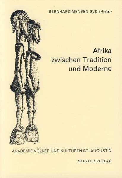 Afrika zwischen Tradition und Moderne - Coverbild