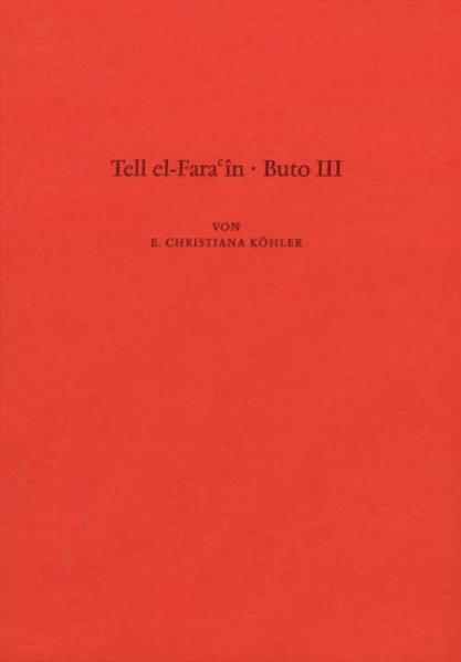 Tell el-Fara'in - Buto III - Coverbild