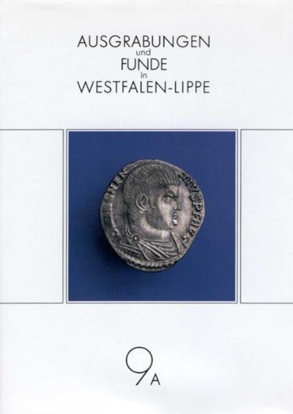 Ausgrabungen und Funde in Westfalen-Lippe - Coverbild