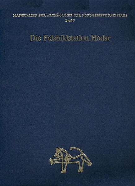 Die Felsbildstation Hodar - Coverbild