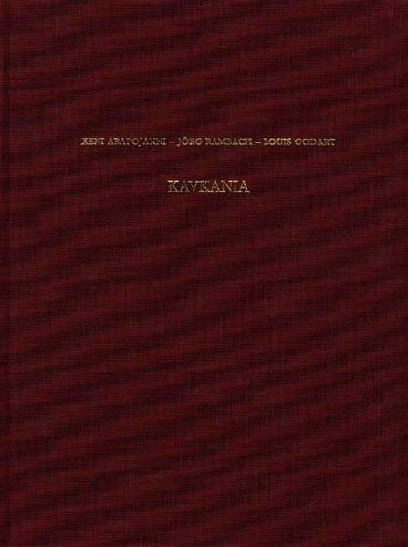 Kavkania - Coverbild
