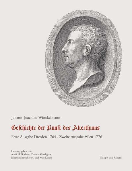 Geschichte der Kunst des Alterthums. Textband - Coverbild