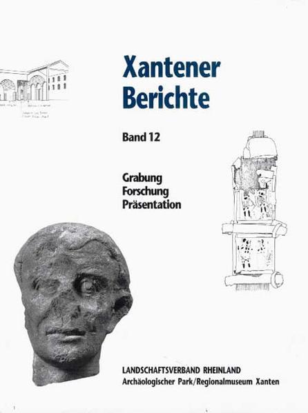 Grabung - Forschung - Präsentation - Coverbild
