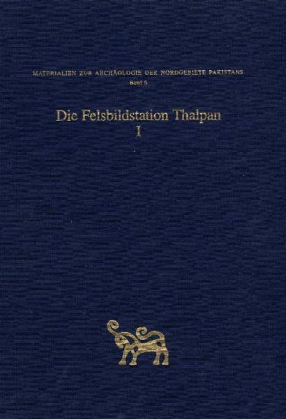 Die Felsbildstation Thalpan I - Coverbild