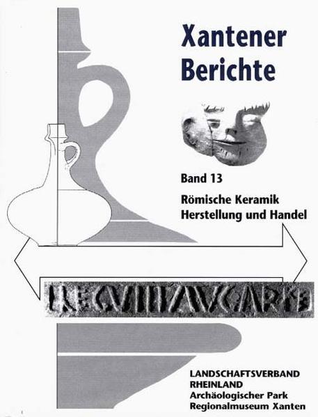 Römische Keramik - Coverbild
