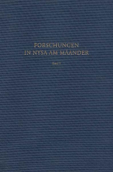 Die Scaenae Frons des Theaters von Nysa am Mäander - Coverbild