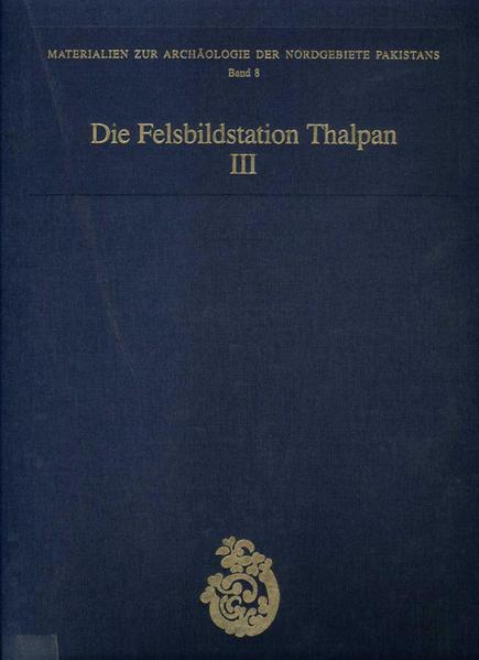 Die Felsbildstation Thalpan III - Coverbild