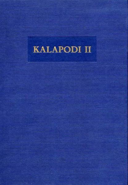 Kalapodi II - Coverbild